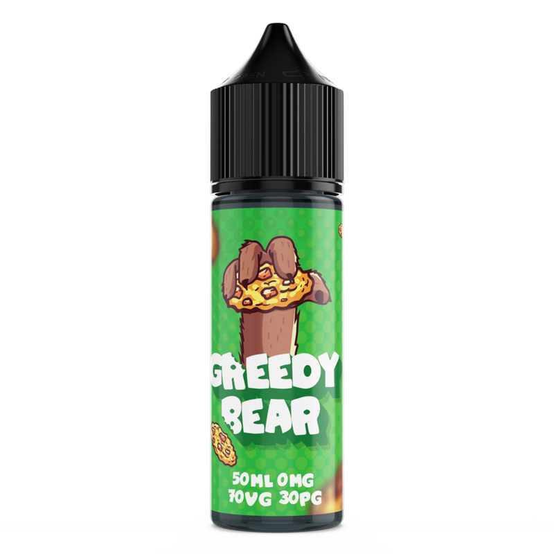 SECRET MENU WAKE UP WAKE UP 50ML SHORTFILL E-LIQUID