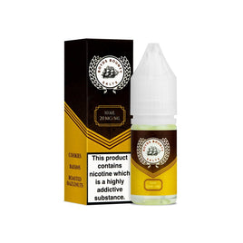 BOYD'S BOUNTY COOKIES RAISINS & ROASTED HAZELNUT SALT NICOTINE 10 ML - BAKERY RAISIN COOKIE ROAST HAZELNUT