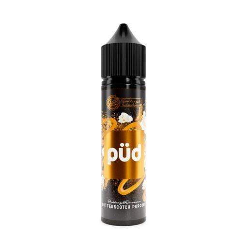 BUTTERSCOTCH POPCORN BY PUD JOES JUICE SHORTFILL E-LIQUID 50ML