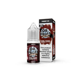 DR FROST CHERRY ICE 20MG 10ML SALT NICOTINE - FRUITY CHERRY MENTHOL
