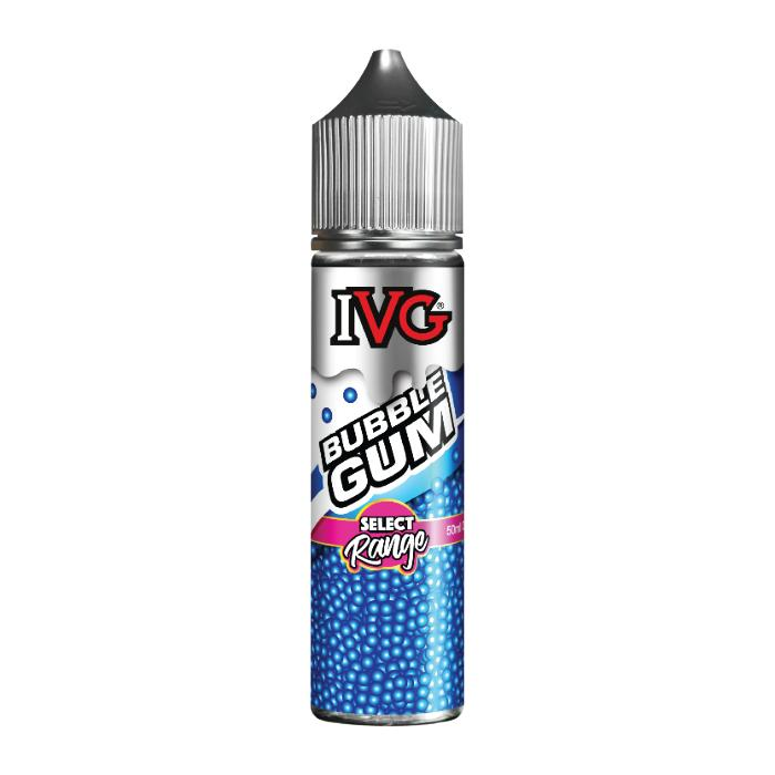 IVG BUBBLEGUM MILLIONS 50ML SHORTFILL E-LIQUID - CANDY MINT SPEARMINT BUBBLEGUM