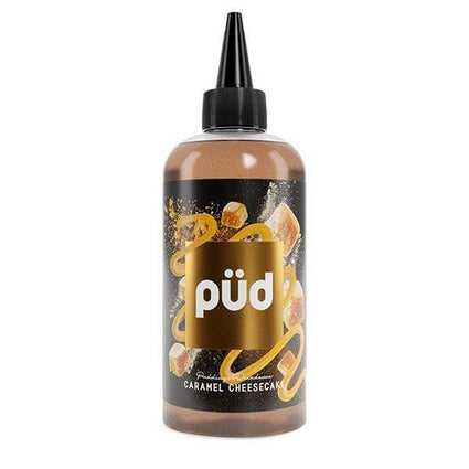 CARAMEL CHEESECAKE BY PUD JOES JUICE SHORTFILL E-LIQUID 200ML