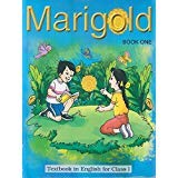Marigold Textbook in English for Class - 1 (Paperback) NCERT