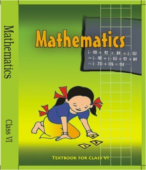 Mathematics Textbook for Class - 6 NCERT