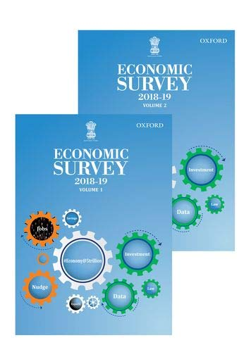 Economic Survey 2018-19 (Vol 1 and Vol 2)