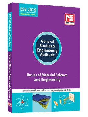 Basics of Material Science and Engineering: ESE 2019: Prelims:Gen. Studies & Engg. Aptitude (English, Paperback, Made easy Team)