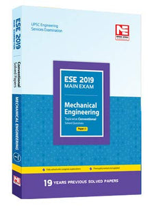 ESE 2019 Main Exam : Mechanical Engineering - Topicwise Conventional Solved Questions Paper - 1 (English, Paperback, Made Easy Editorial Board)