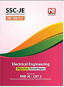 SSC : JE- Electrical Engineering Objective Solved Papers (2007-2018)