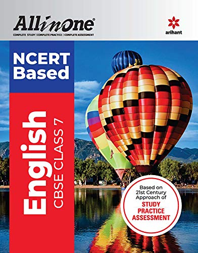Arihant All In One NCERT Based English Class 7 2020-21