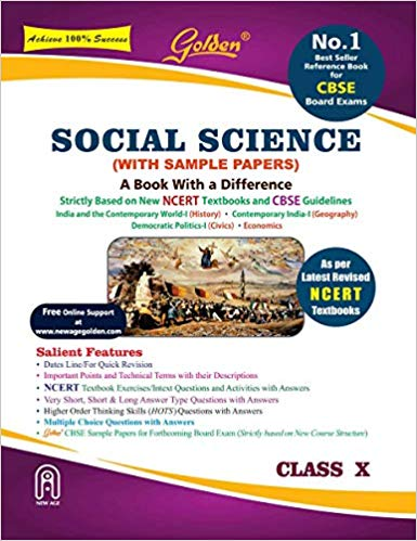 Golden Class 10 Social Science Guide