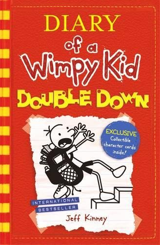 Diary of a Wimpy Kid : Double Down, Jeff Kinney