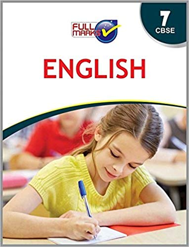 Full Marks Class 7 English Guide
