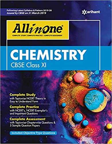 Arihant All in One Class 11 Chemistry CBSE