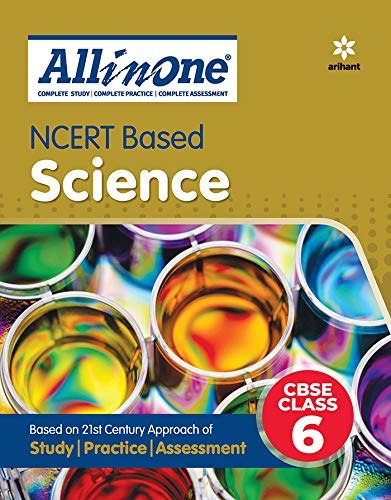 Arihant All In One NCERT Based Science Class 6 2020-21