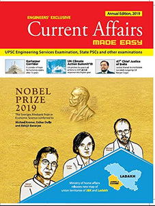 Current Affairs Made Easy Annual Edition 2019 (Engineers Exclusive)