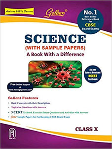 Golden Class 10 Science Guide