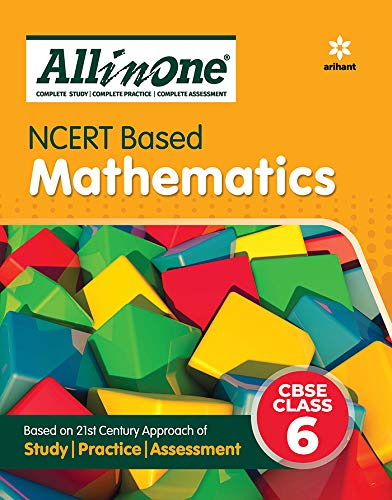 Arihant All In One NCERT Based Mathematics Class 6 2020-21