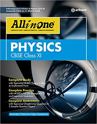 Arihant All in One Class 11 Physics CBSE