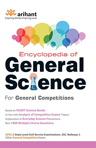 Encyclopedia of General Science for General Competitions, Arihant