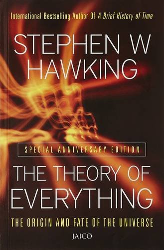 The Theory of Everything, Stephen Hawking