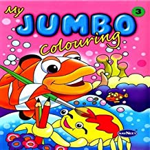 Navneet Jumbo Colouring Book 3