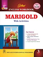 Golden English Workbook Marigold with Activities for Class - 3