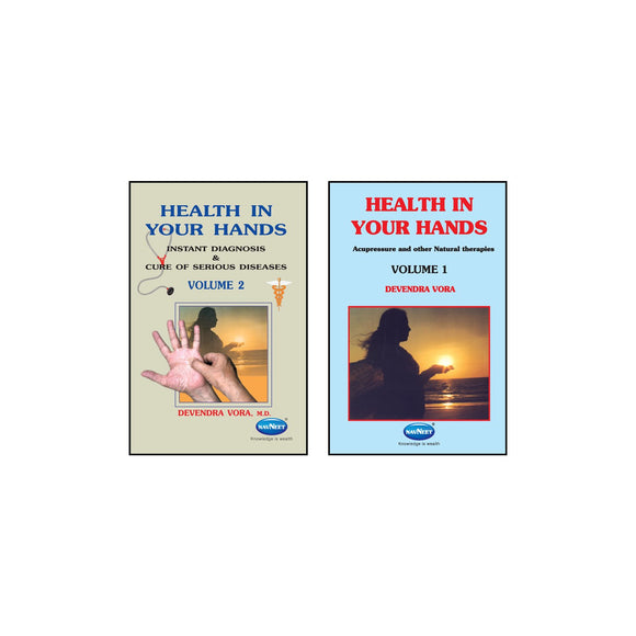 Health in your hands Volume 1 & 2, Devendra Vora, Navneet