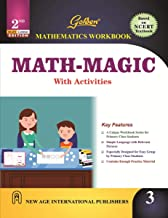 Golden Mathematics Workbook Math - Magic with Activities for Class -3