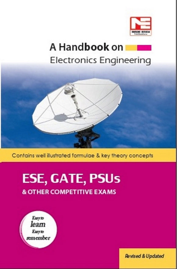 A Handbook for Electronics Engineering (English, Paperback, Made Easy Editorial Board)