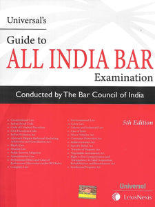 Universal Guide to All India Bar Examination