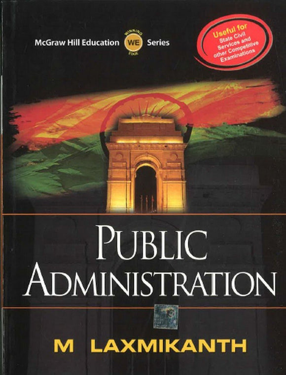 Public Adminisrtration by M Laxmikanth