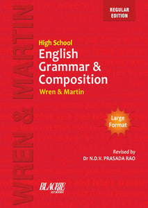 High School English Grammar and Composition Book, S Chand