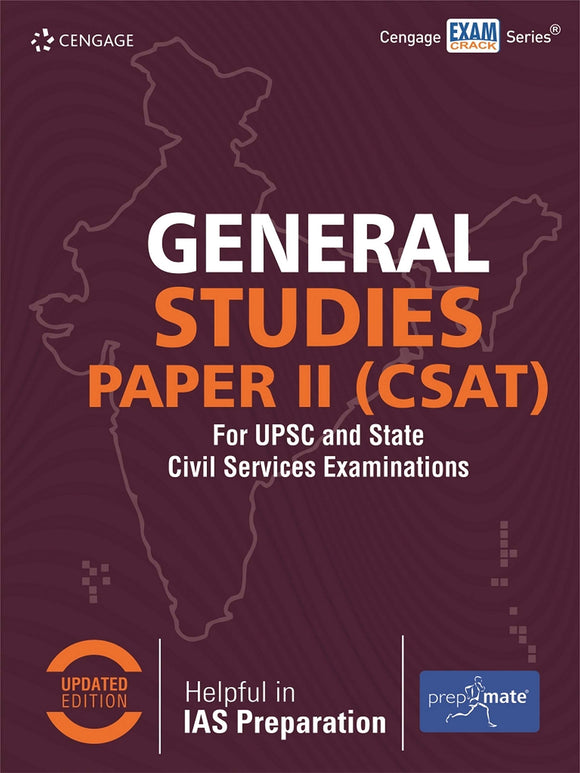 General Studies Paper II (CSAT) for UPSC and State CSE