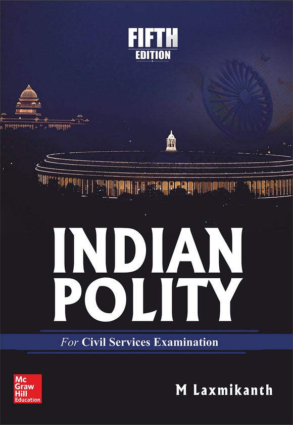 Indian Polity 5th Edition by M Laxmikanth