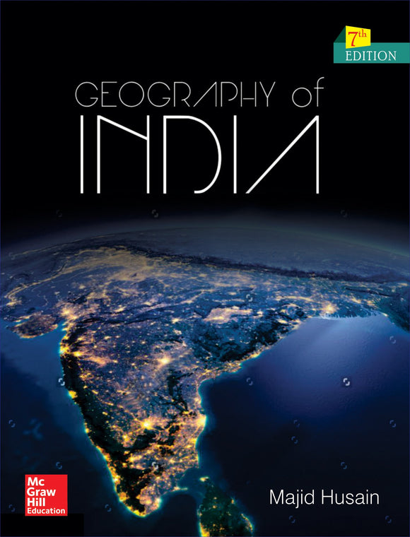 Geography of India, Majid Hussain