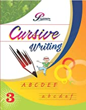 Platinum Cursive Writing for Class-3