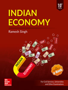 Indian Economy: For UPSC Civil Services & Other State PSC Examinations, Ramesh Singh