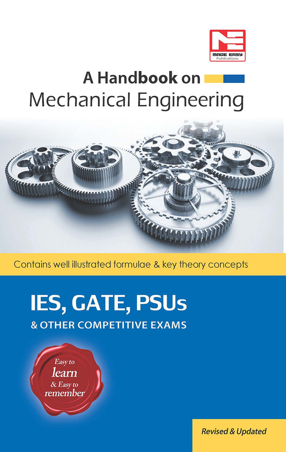 A Handbook for Mechanical Engineering (English, Paperback, unknown)