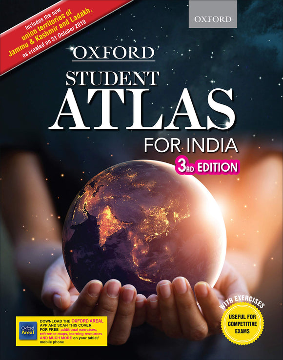Oxford Student Atlas for India - Third Edition