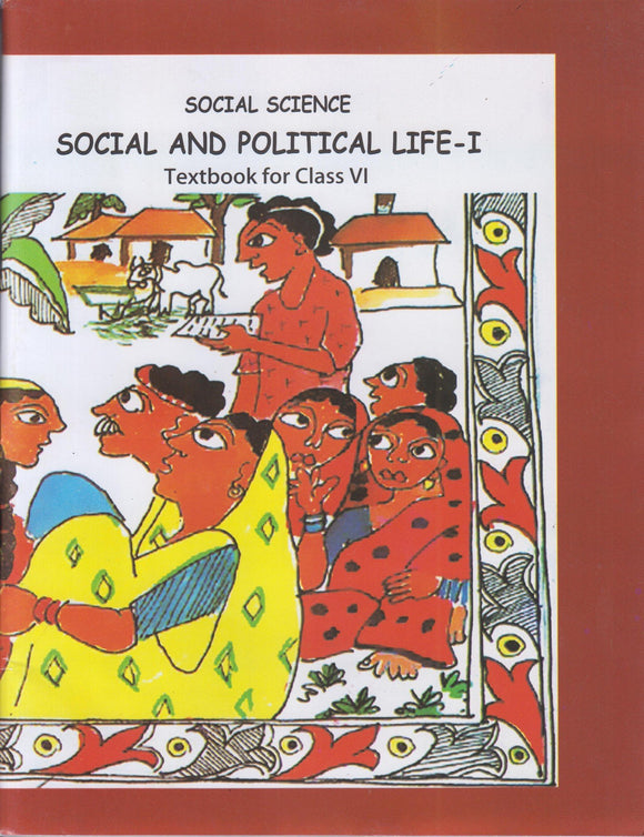 Social and Political Life Part - 1 Textbook in Social Science for Class - 6 NCERT