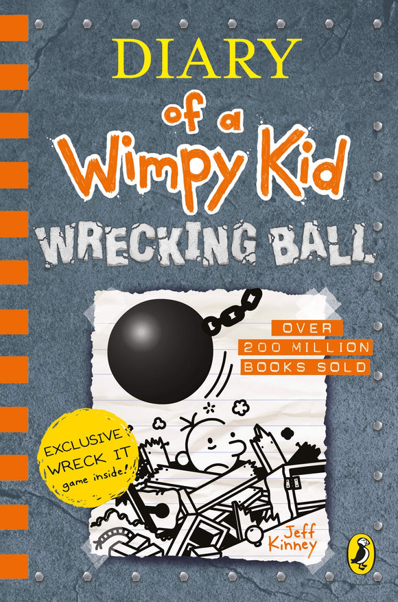 Diary of a Wimpy Kid: Wrecking Ball (Book 14) (Diary of a Wimpy Kid 14)