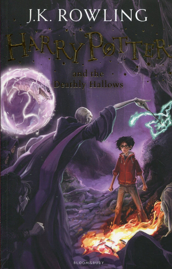 Harry Potter and the Deathly Hallows (Harry Potter 7)