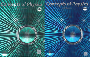 Concept of Physics (2018-2019) Session (Set of 2 Volume)