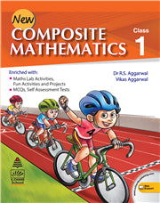 New Composite Mathematics Class 1 RS Aggarwal for 2020 Exams