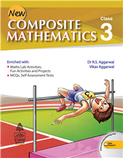 New Composite Mathematics Class 3 RS Aggarwal for 2020 Exams