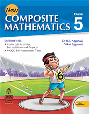 New Composite Mathematics Class 5 RS Aggarwal for 2020 Exams