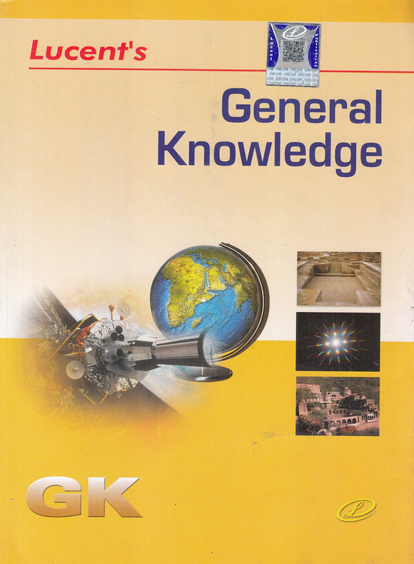 General Knowledge Lucent Publications, Dr Binay Karna