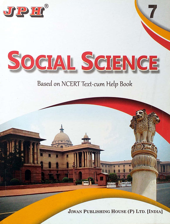 JPH Class 7 Social Science (NCERT) Guide By P.L Kapoor