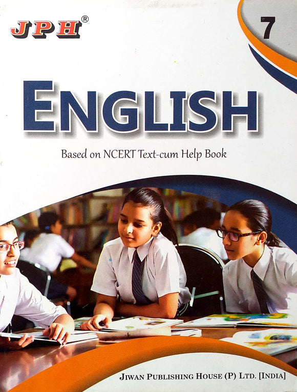 JPH Class 7 English (NCERT) Guide By Mediratta Chatterjee