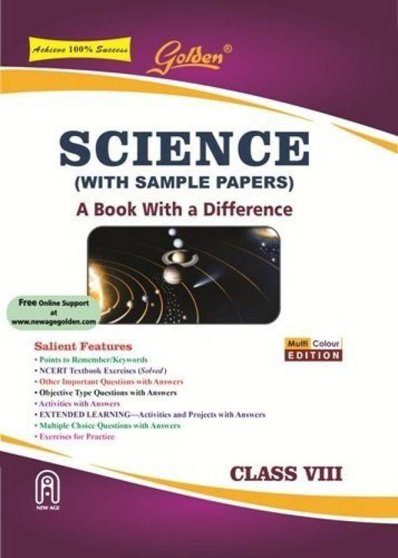 Golden Class 8 Science Guide